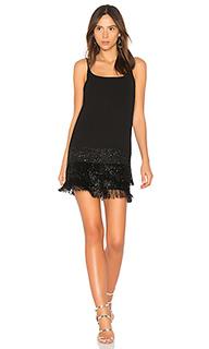 Платье с бахромой whodunit - Bailey 44