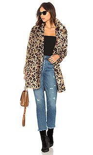 Пальто из искусственного меха rooney - BB Dakota