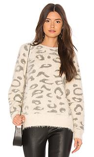 Пуловер snow leopard - Callahan