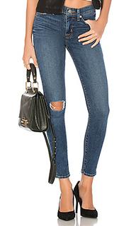Укороченные джинсы скинни nico - Hudson Jeans
