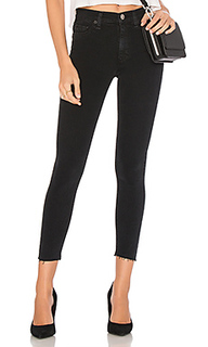 Джинсы скинни с высоким поясом barbara - Hudson Jeans