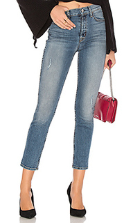 Укороченные джинсы скинни holly high rise - Hudson Jeans