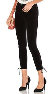 Джинсы с высоким поясом nix - Hudson Jeans