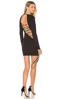 Платье с длинным рукавом kelsey - h:ours