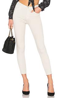 Укороченные джинсы скинни alana high rise - J Brand