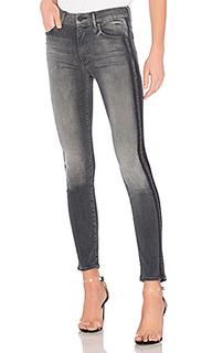 Узкие джинсы high waisted looker - MOTHER