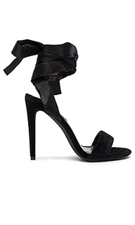 Туфли на каблуке leg wrap - Steve Madden