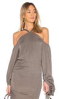 Блуза с открытыми плечами daisey - Tularosa