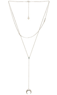 Ожерелье crescent diamante - Wanderlust + Co