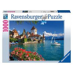 "Пазл ""Берн, озеро"" Ravensburger, 1000 деталей"