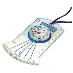 Обучающий набор с компасом, Edu-Toys