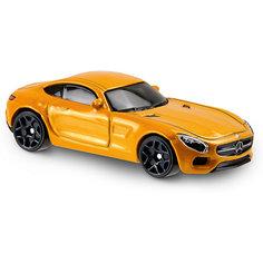 Базовая машинка Hot Wheels, 15 Mercedes-AMG GT Mattel