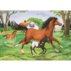Пазл «Мир лошадей» 2х24шт Ravensburger