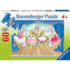 Пазл «Балет» 60 шт Ravensburger