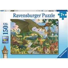 Пазл «Нападение драконов» XXL 150 шт Ravensburger