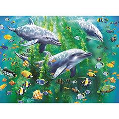 Пазл «Три дельфина» XXL 100 шт Ravensburger