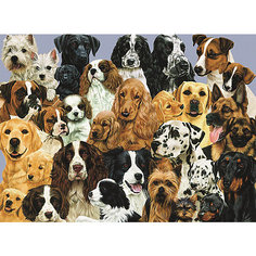 Пазл «Парад собак» XXL 100 шт Ravensburger