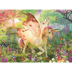Пазл «Единорог в волшебном лесу» XXL300 шт Ravensburger