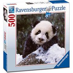 Пазл «Малыш-панда» 500 шт Ravensburger
