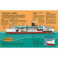 Как корабли и лодки устроены, Разберём и разберёмся АСТ ПРЕСС