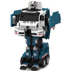"""Радиоуправляемый робот-трансформер 1Toy """"Трансботы"""" Мусоровоз"""
