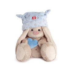 Зайка Ми в голубой шапке с сердечком (малыш) Budi Basa