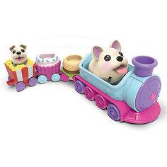 Игровой набор Chubby Puppie, паровозик