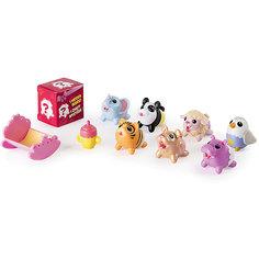 Игровой набор Chubby Puppie, 10 предметов, малыши