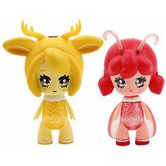 Две куклы Glimmies Cornélie и Dotterella Giochi Preziosi