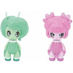 Две куклы Glimmies Nova и Spinosita Giochi Preziosi