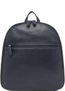 Темно-синий кожаный рюкзак Picard