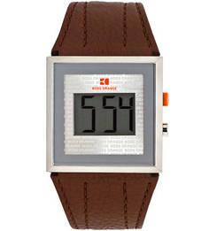 Часы с прямоугольным циферблатом Boss Orange