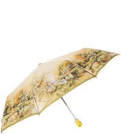 Складной зонт с принтом Zest