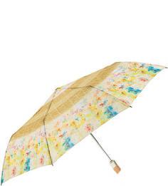 Складной зонт с цветочным принтом Zest