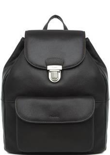 Кожаный рюкзак с застежкой на замок Picard
