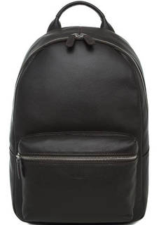 Коричневый рюкзак на двухзамковой молнии Picard