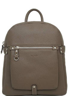 Рюкзак серого цвета на молнии Picard