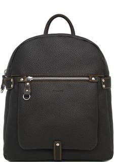 Рюкзак темно-коричневого цвета на молнии Picard