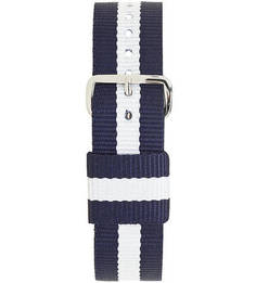 Текстильный ремешок для часов Daniel Wellington