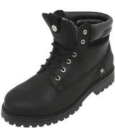 Зимние ботинки черного цвета Wrangler
