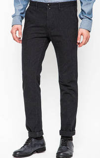 Серые хлопковые брюки Marc Opolo