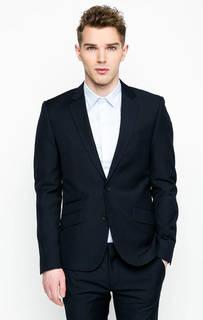 Классический темно-синий пиджак Antony Morato
