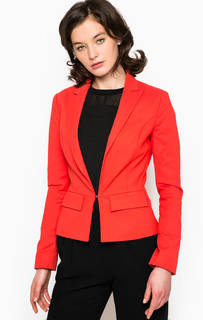 Красный пиджак с застежкой на крючок Marciano Guess