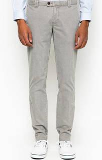 Серые зауженные брюки Cinque