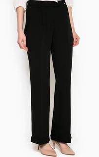 Широкие черные брюки Cinque