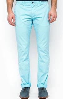 Хлопковые брюки чиносы La Martina