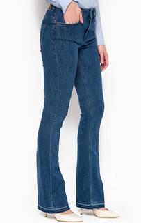 Расклешенные джинсы с высокой посадкой Drykorn