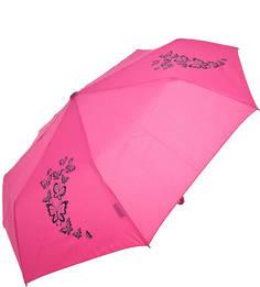 Складной зонт цвета фуксии Doppler