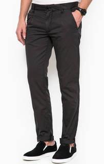 Хлопковые брюки чиносы Armani Jeans