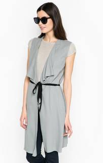 Серое платье из хлопка Drykorn